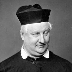 Father Faber, Portrait. 1814-1863